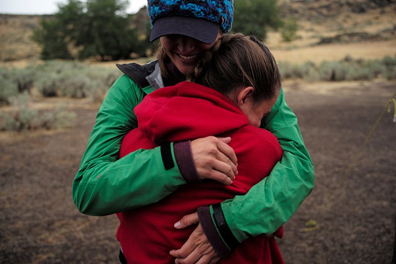 wilderness therapy young girls